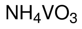 Sigma-Aldrich/Ammonium metavanadate/573884-5G/5G