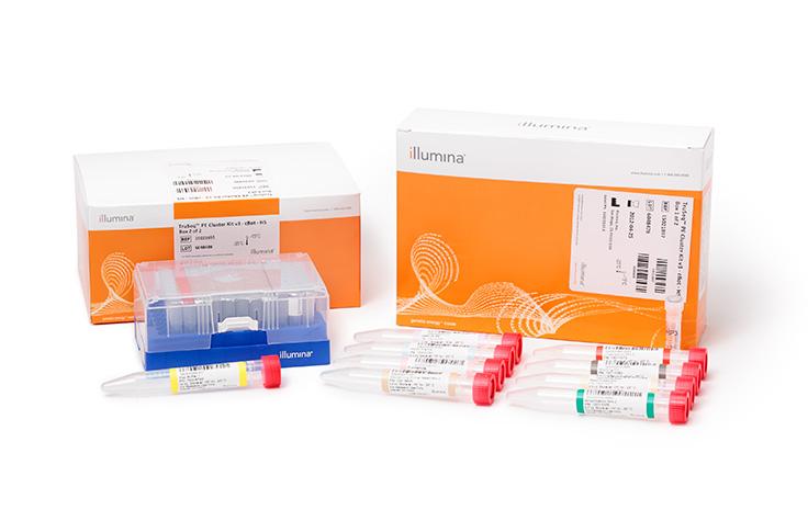 Illumina/TruSeq PE Cluster Kit v3-cBot-HS/PE-401-3001/1 Ea
