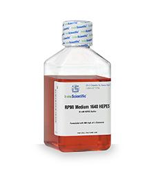 Irvine Scientific/9157 - RPMI Medium 1640 1X HEPES - Liquid/9157/1 Ea