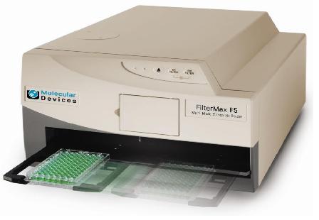 FilterMax F3及F5多功能酶标仪 Molecular Devices