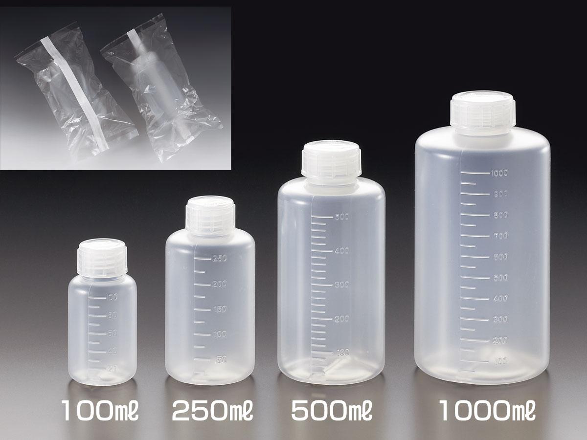 EOG气体消毒PP窄口瓶(100ml)
