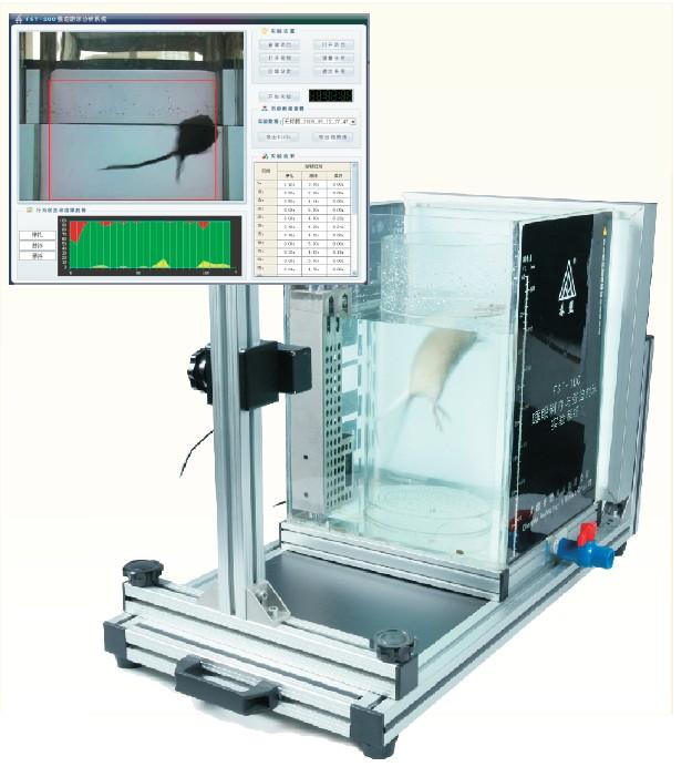 泰盟 睡眠剥夺与强迫游泳实验系统FST-100