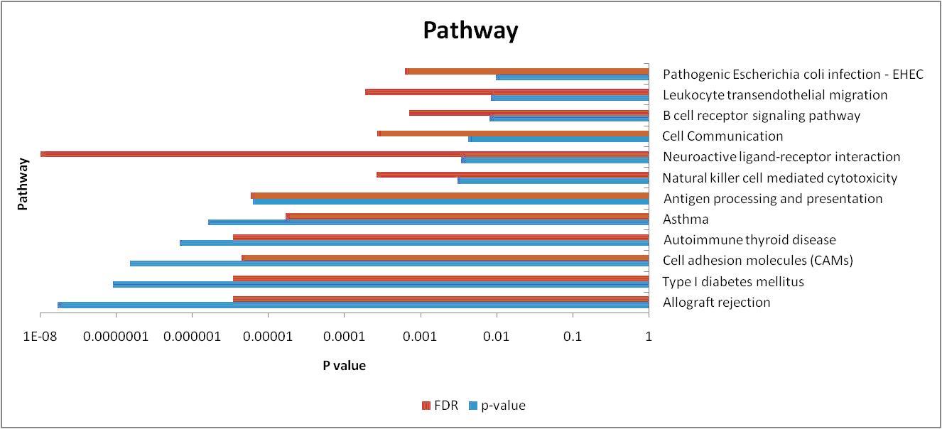 miRNA芯片数据发掘分析