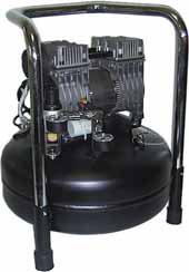 PerkinElmer超静音小型无油压缩机