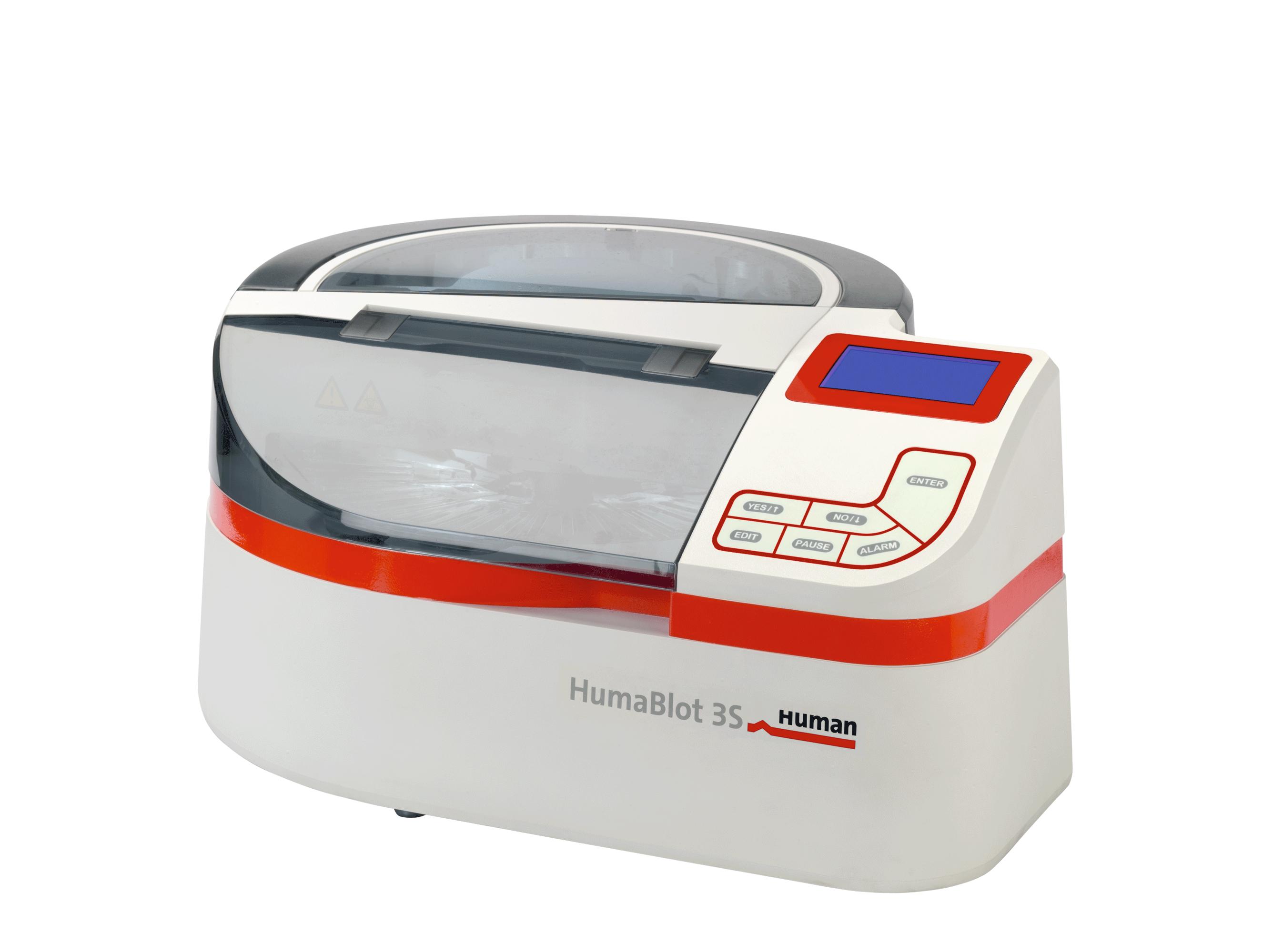 全自动免疫印迹仪CycleBlot 48