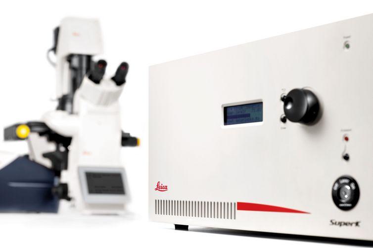 德国徕卡 共聚焦显微镜 TCS SP8 共聚焦显微镜(激光扫描)