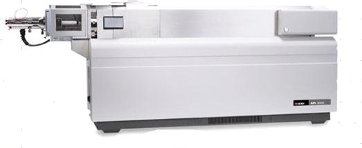 Sciex三重四极杆质谱仪API-3000