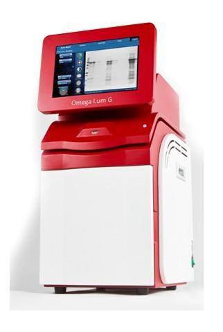 OmegaLum G 化学发光、荧光和可见光凝胶成像系统