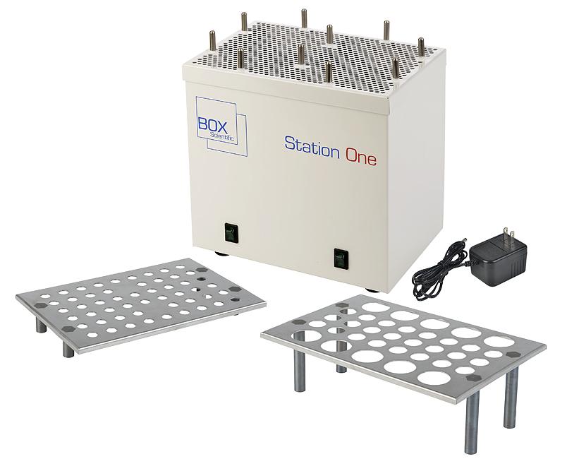 Station one 解冻仪
