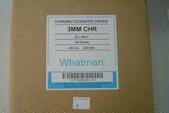 WHATMAN 3MM色谱纸