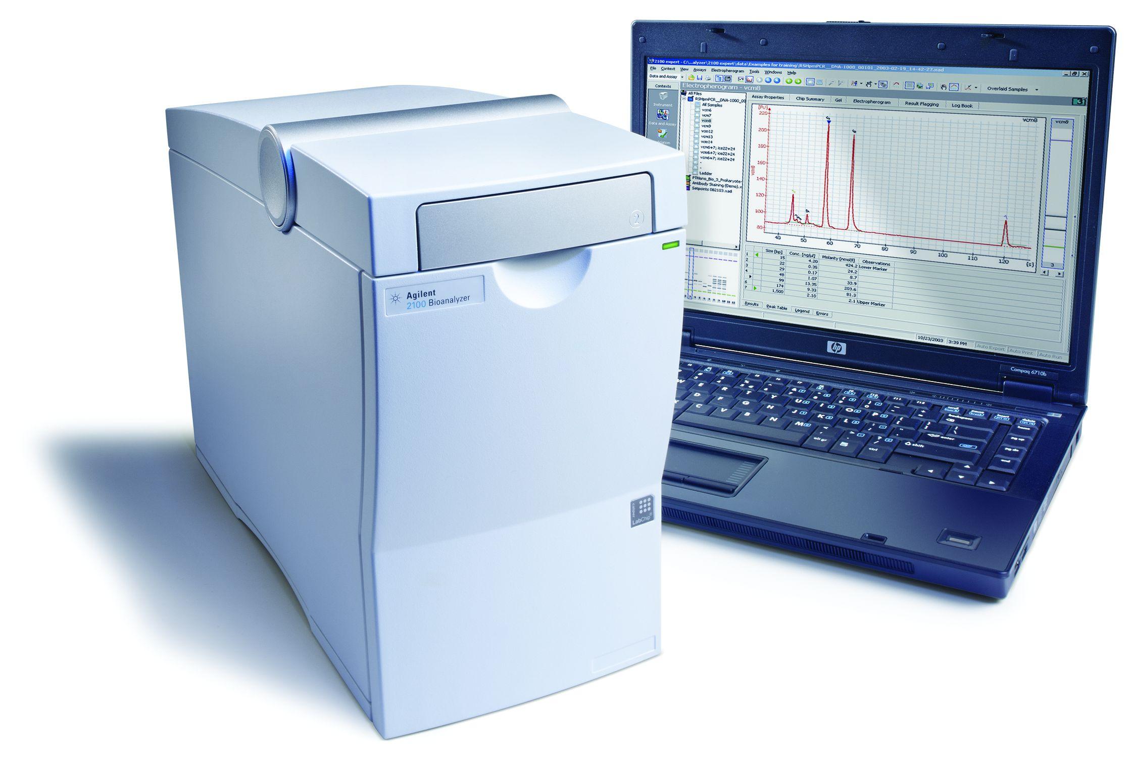 2100生物分析仪