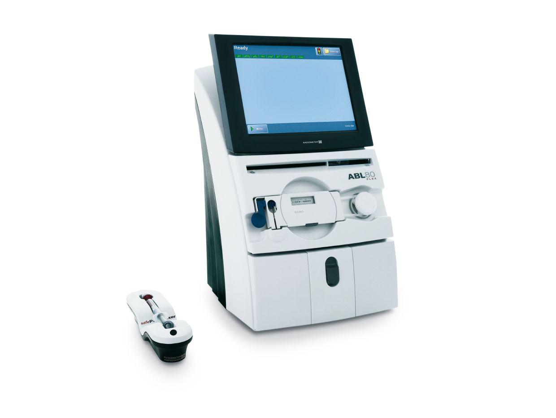 丹麦雷度ABL80 灵隽血气分析仪