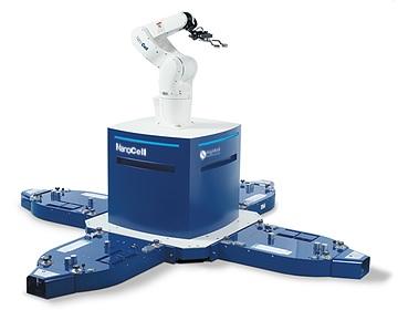 NanoCell小型模块式机械臂系统